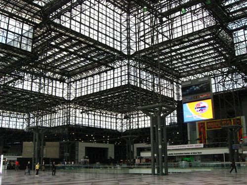 Javits Palace Before