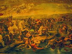 The Battle of Milvian