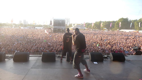 DIZZEE & SCOPE, HYDE PARK
