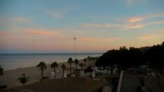 Barcelona (fern88v) Tags: cloud holiday 3 weather spain dusk dlux