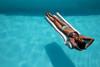 Résumé du week-end... (janbat) Tags: blue france water soleil nikon eau tokina audrey bikini d200 toulouse f4 bronzage piscine 1224 bleue maillotdebain matelasgonflable jbaudebert