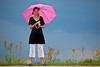Prepared for rain (Håkan Dahlström) Tags: pink rose marie umbrella sweden schweden rosa fav20 explore sverige helsingborg roze suéde svezia fav10 explored powmerantusenord skanelan ödåkra