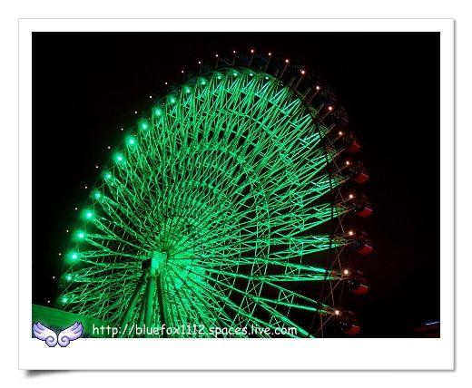 090704  內湖線通車日17_美麗華百樂園摩天輪夜景