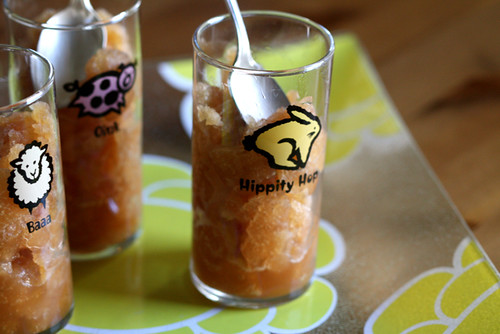 Apple Pie Granita