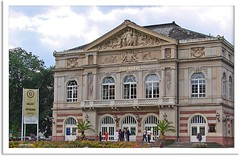 Baden-Baden/Germany - Theater