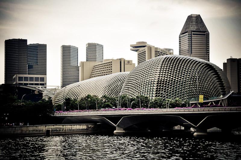 Esplanade, Сингапур