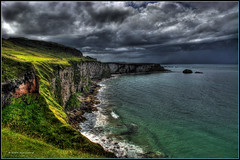 Carrick-a-Rede (Bill Strong) Tags: northernireland hdr ulster carrickarede ballintoy photomatix 3exp
