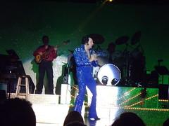 Elvis at Memories