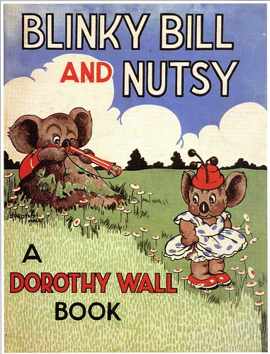 Blinky Bill and Nutsy by Dorothy Wall