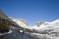 IMG_8053 (Miguel Angel Mora (GSi_PoweR)) Tags: espaa snow andaluca carretera nieve nevada sunday bosque granada costadelsol domingo maroma mlaga mountainroad meteorologa axarqua puertomontaa zafarraya sierraalmijara caosalcaiceria