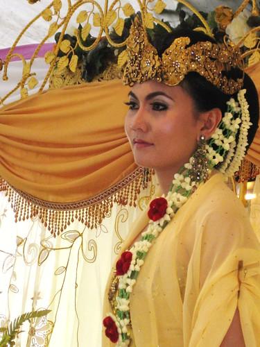 Ita with Baju Jawa