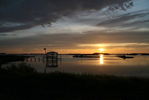 Cedar Key Sunset 081409