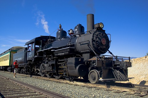 Virginia and Truckee Engine #29