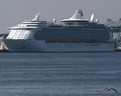 Mariner of the Seas (Prayitno / Thank you for (9 millions +) views) Tags: california ca cruise la harbor los san ship angeles royal line pedro caribbean seas mega mariner rccl kapal anawesomeshot pesiar konomark