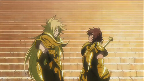 ova Saint Seiya: The Lost Canvas