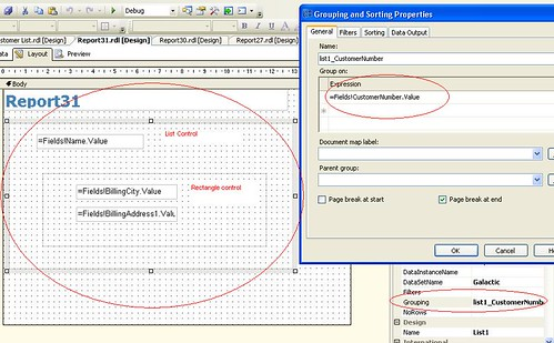 how to page break in pdf