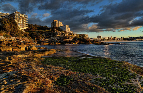 Tamarama Sunrise with Lumix LX3 28