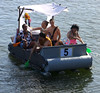 Flintstones Car Floats