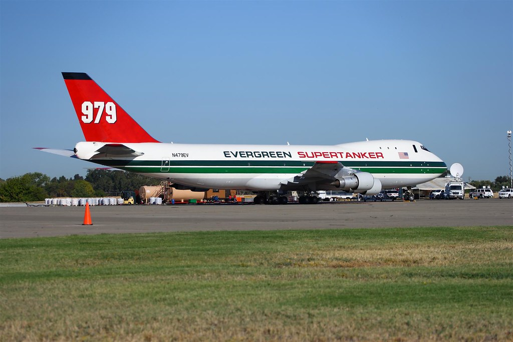 Evergreen Supertanker