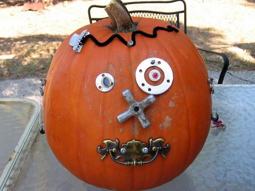 Picaso's Junk Pumpkin