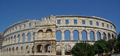 Amfiteátrum Pula