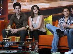 David Henrie, Selena Gomez, and Jake T Austin (MRPhoto62) Tags: d23 selenagomez davidhenrie wizardsofwaverlyplace