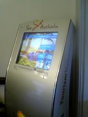 Tourism Electronic Kiosk