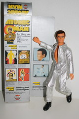 Atomic Man (Plasty/Airfix, ca. 1978) (Polly Plasty I.) Tags: airfix atomicman