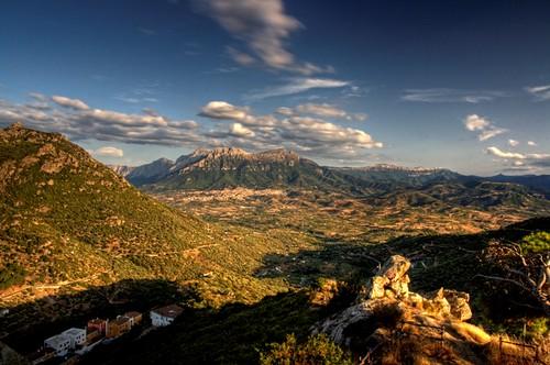 Badde Manna - Panorama