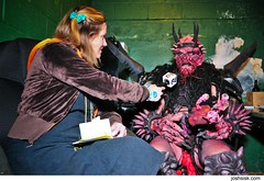 gwar washington times interview @ sonar