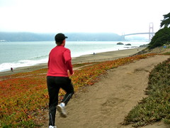 (KOI FITNESS) Tags: sanfrancisco bootcamp bakerbeach koifitness