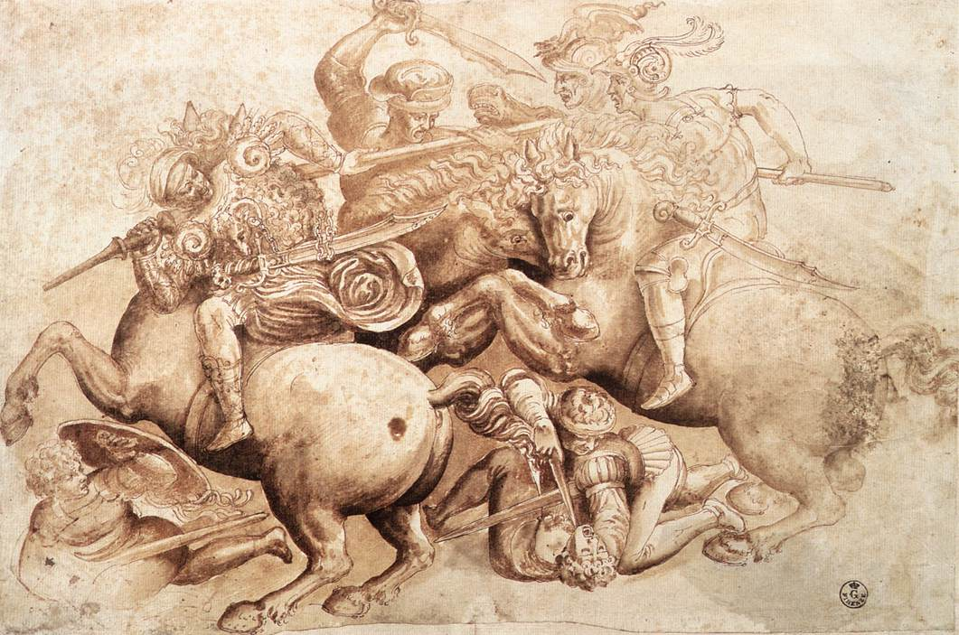 leonardo da vinci drawings. Leonardo da Vinci (1452-1519)