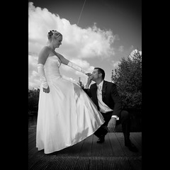 Wedding / Bruiloft (siebe ) Tags: wedding holland love dutch groom bride kiss couple nederland thenetherlands bridal mariage kus trouwen bruiloft bruid bruidegom trouwfoto bruidsreportage trouwreportage huwelijksreportage