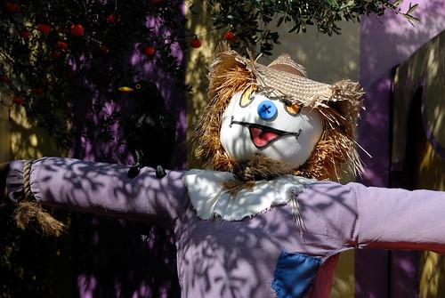 Espantapájaros de la casa de Mickey - Magic Kingdom