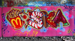 Maska (funkandjazz) Tags: sanfrancisco california graffiti stm ase maska