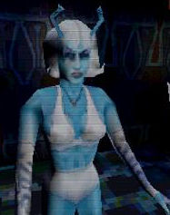 TNG Andorian dancer