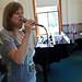 2009 Jazz Port Townsend workshop advanced vocalist class.