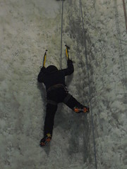 DSCF3069 (subflux) Tags: ice water training fun indoor tools climbing tired axe balance practice ropes climber cascade hardwork crampon tool iceclimbing waterice exciting pumped axes kinlochleven tiring indoorclimbing icefactor exhilerating icetools steepice iceaxes verticalice