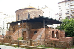 Church of St. George (Alan Hilditch) Tags: la europe sofia bulgaria balkans bulgarie republika bulgarije bulgarien oblast serdica   sofiyagrad  blgariya  sredets