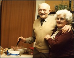 1986: Joe Knott's 78th birthday