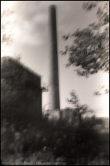 Youngstown Ohio, Pinhole Capture 2009