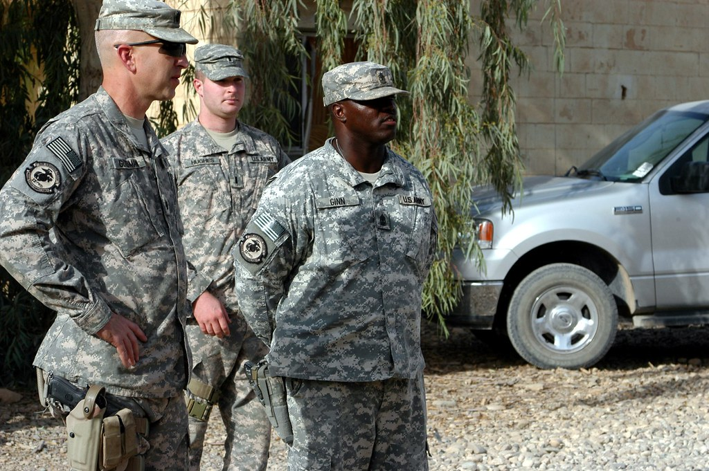 Mississippi Guardsmen ramp up excess equipment turn in
