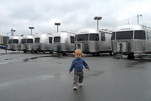 Jack + Airstreams