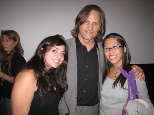 with Viggo Mortensen