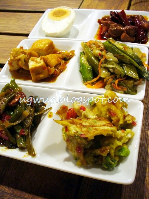 Side Dishes for porridge