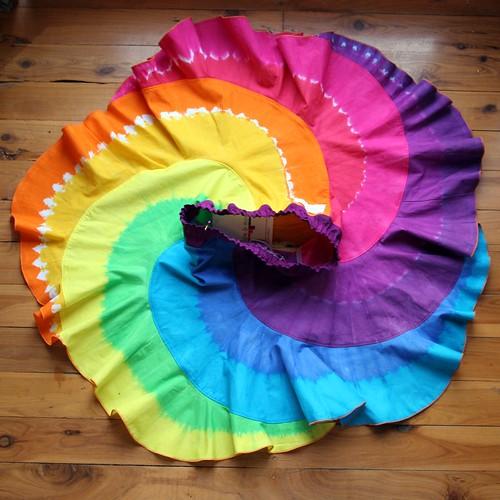 It's a rainbow redondo
