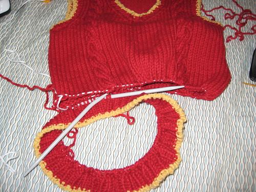 Knit Surgery, Step 3