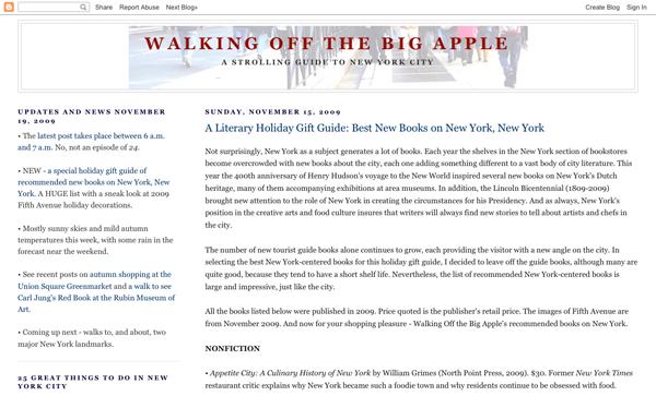 Best New Books on New York, New York_1258669624577