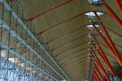 Madrid Barajas International Airport (mattjfleet) Tags: madrid travel airport spain centralamerica canon400d madridbarajasinternationalairport