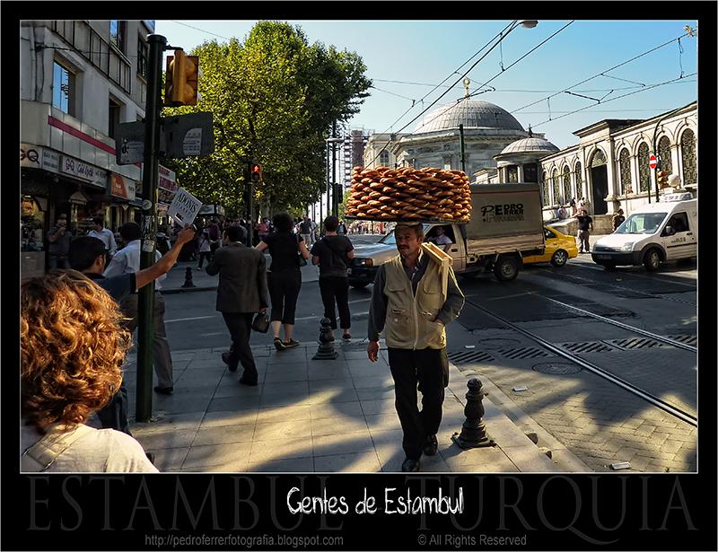 Gentes de Estambul - Rosquillas, vendo rosquillas!!!